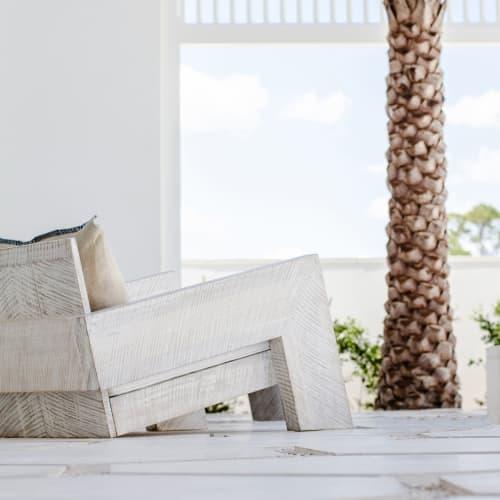 Chairs by Sublime Original seen at Alys Beach, Santa Rosa Beach - The BB Chair