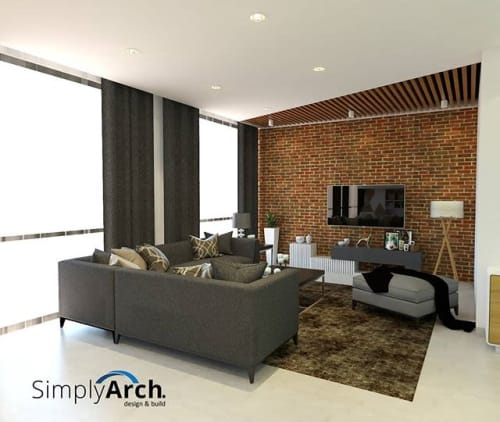 Simply Arch. - Interior Design and Renovation