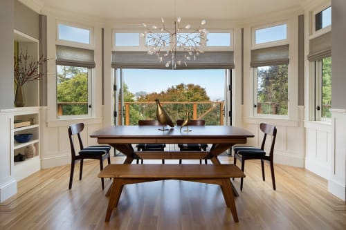 Interior Design by MODTAGE design seen at Private Residence, San Francisco - Cole Valley Family Abode