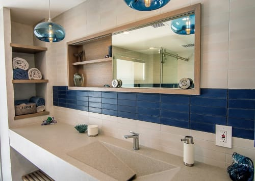 Interior Design by bespoke design, LLC seen at Private Residence, West Hollywood, West Hollywood - Sunset Plaza Renovation