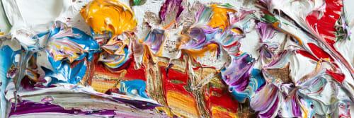 Olesya Hudyma - Paintings and Art