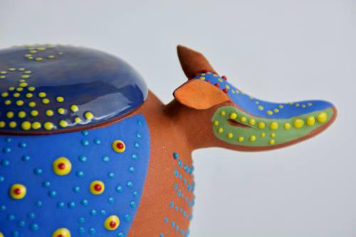 Maya Ceramics and Paintings - Art and Tableware