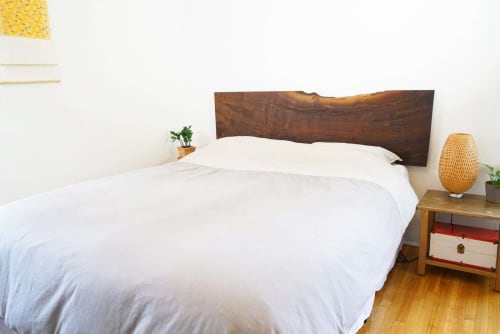 Beds & Accessories by Offerman Woodshop seen at Private Residence, Los Angeles - Slumberjack Knock-Down Bed