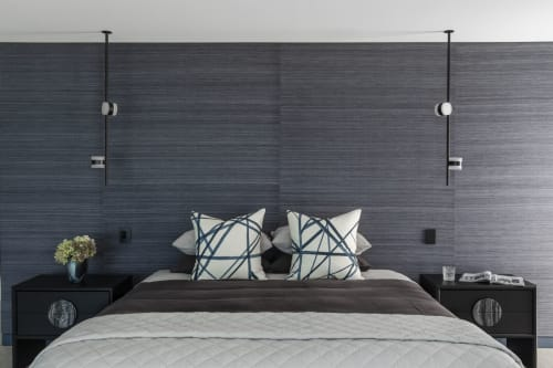 Interior Design by Ioanna Lennox Interiors seen at Private Residence, Vaucluse - Vaucluse Residence
