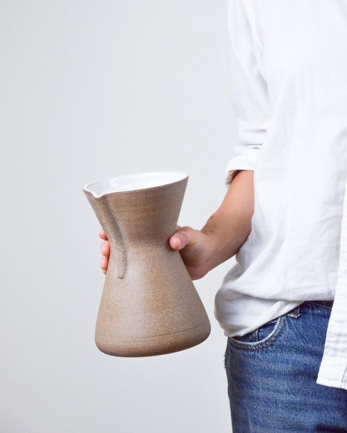 Tableware by Stone + Sparrow seen at Private Residence, Pittsburgh - Pour-over Carafe