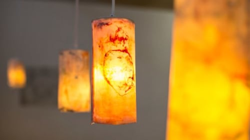 Pendants by Sarah Tracton seen at Melbourne, Melbourne - Sarah Tracton