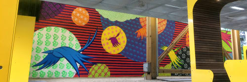 Chris Silva - Art and Street Murals