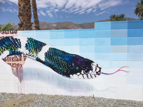 John Cuevas - Murals and Art