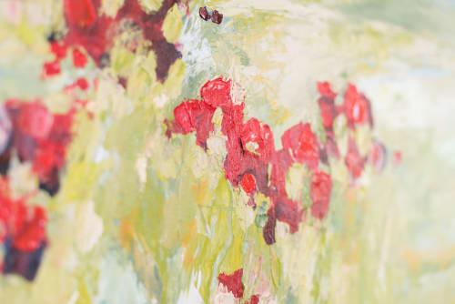 Paintings by Jillian Webb Herrmann | JWebb Fine Art seen at Private Residence, Indian Trail - Love in Abundance