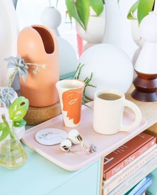 Cups by Lisa Allegra seen at Judith de Graaff's Home, Nogent-sur-Oise - Coffee Mug