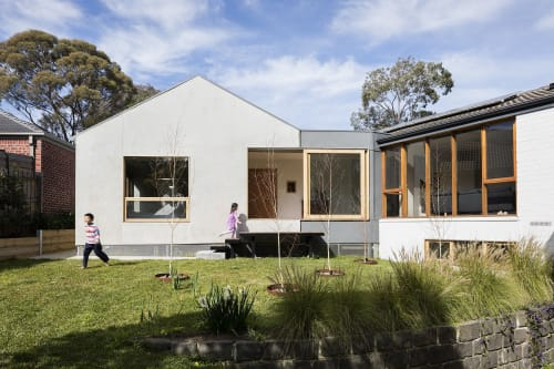 Architecture by Inbetween Architecture seen at Private Residence, Doncaster - Inbetween House