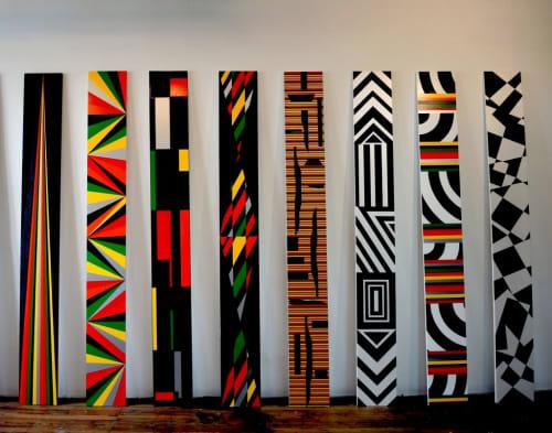 Rico Gatson - Public Art and Art & Wall Decor