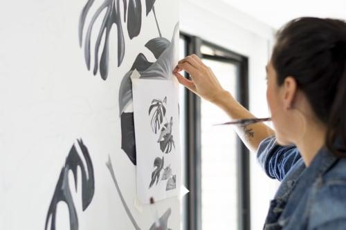 Mural Selvanegra | Murals by La Rivera Ilustrada