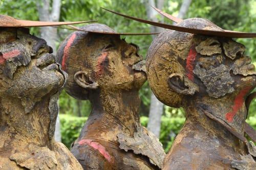 Anton Smit - Public Sculptures and Sculptures
