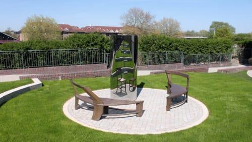 Fine Art Works Ltd - James Hopkins - Public Sculptures and Public Art