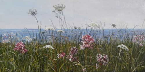 Kathleen Krishnan - Paintings and Art