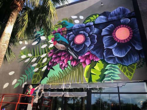 Lauren Lee Fine Art - Art and Street Murals