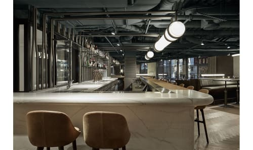 Interior Design by Studio Modijefsky seen at Wyers, Amsterdam - Interior Design