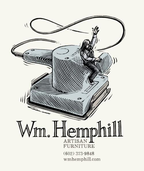 Wm.  Hemphill - Furniture and Tables