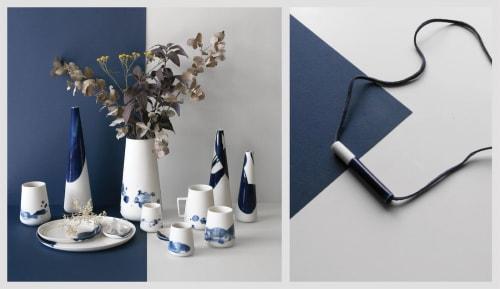 Studio Ineke van der Werff - Vases & Vessels and Ceramic Plates