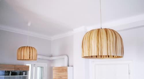 Wood U Light