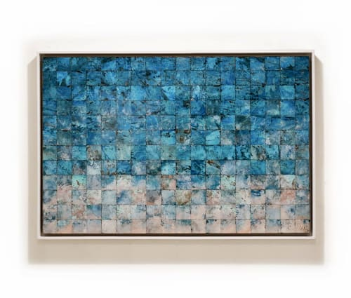 Adam Colangelo - Copper Art - Wall Hangings and Public Mosaics