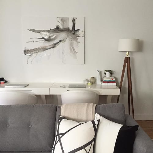 Paintings by Rebecca Stern at Private Residence, New York - Splash