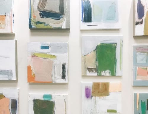 Ellen Rolli Contemporary Painter - Paintings and Art