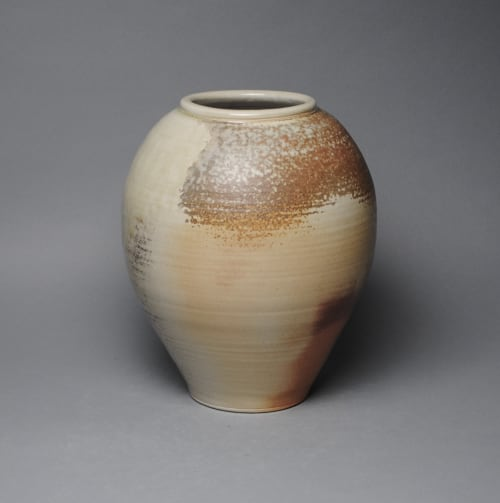 Vases & Vessels by John McCoy Pottery seen at West Palm Beach, West Palm Beach - Vase