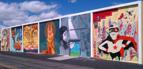 AbcArtAttack - Art and Street Murals