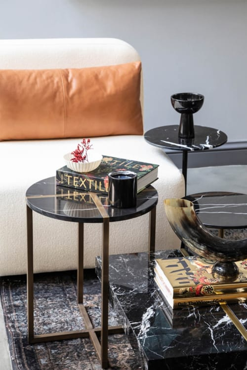 FAMED SIDE TABLE | Tables by LAGU