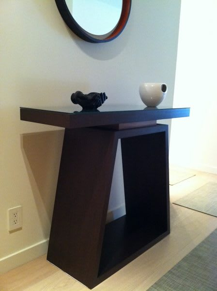Furniture by Jason Lees Design seen at Private Residence, San Francisco - Hallway Console