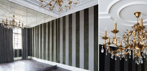 Lighting Design by VILLAVERDE London seen at Private Residence, London - GREGORIAN APARTMENT