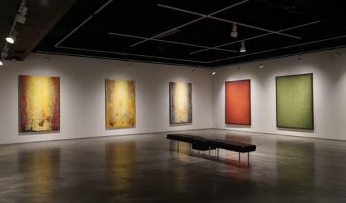 Heidi Thompson Canadian Artist - Renovation and Public Art