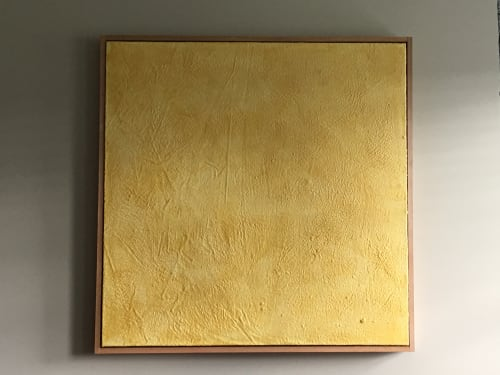 Paintings by Nancy Winship Milliken Studio seen at Vermont, USA - Beeswax Painting