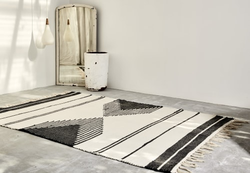 Rugs by Joinery seen at Private Residence, Los Angeles - Pena rug