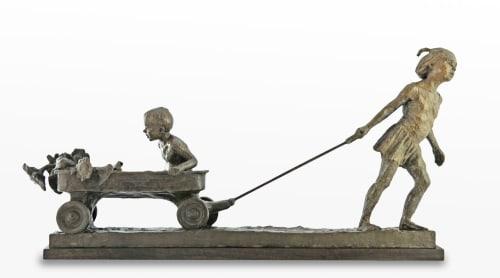 Mardie Rees - Sculptures and Art