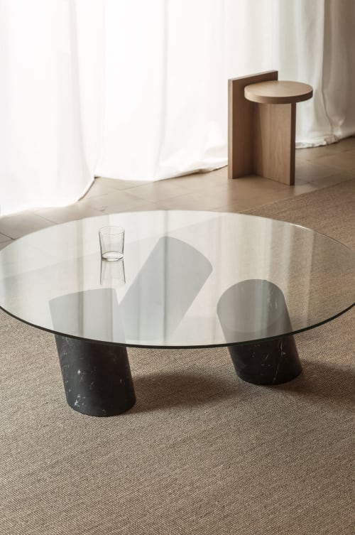 Tables by GOFI seen at Private Residence, Barcelona - Carnac