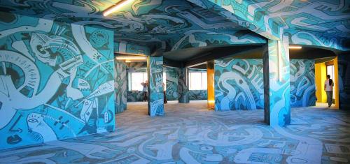 Mots - Street Murals and Public Art