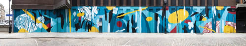 Tellas - Street Murals and Murals