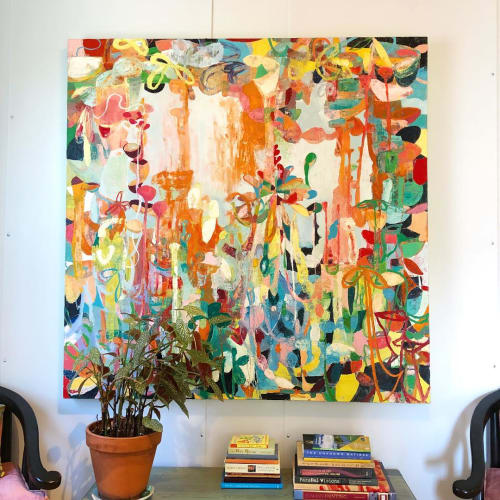 Paintings by Galen Cheney seen at Private Residence, North Adams - Oil Painting