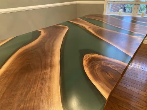 Tables by Rob Showalter seen at Creator's Studio, Geneva - Rob Showalter