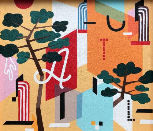 Kaye Lee Patton - Murals and Street Murals