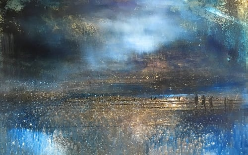 Barry Wilson Art - Paintings and Art