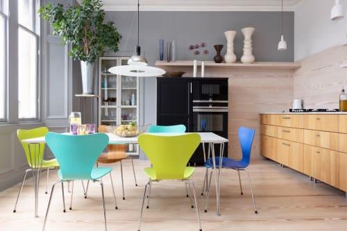 Chairs by Fritz Hansen seen at Private Residence, Edinburgh, Edinburgh - Chairs