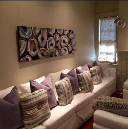 Paintings by Carlos Lopez Art seen at Private Residence, New Orleans - Art by artist Carlos Lopez - New Orleans