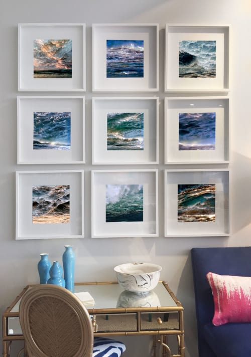 Photography by Tabitha Soren at Private Residence, Mililani - Weathering - Oceans
