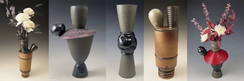 Bad Wolf Pottery - Tableware and Vases & Vessels