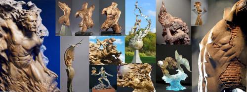 Jeff Hall Studio - Public Sculptures and Sculptures