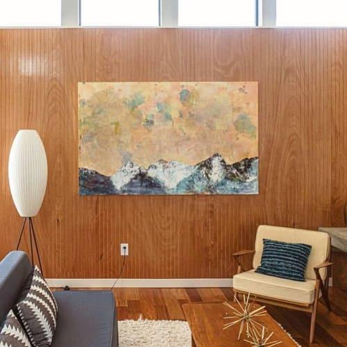Paintings by Caroline Wright seen at Caroline Wright Art, Austin - Summer Light